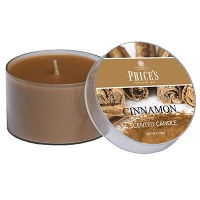 Cinnamon Candle drum by Price's 25hr